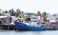 Tỉnh Khánh Hòa thí điểm đóng tàu sắt cho ngư dân