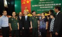 Hội thảo khoa học về Đại tướng Lê Trọng Tấn