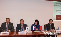 Hội thảo Hỗ trợ Thương mại Việt Nam - Slovakia