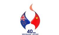 Công bố logo kỷ niệm 40 năm quan hệ ngoại giao Việt Nam - New Zealand