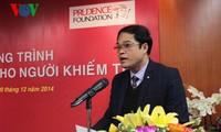Kênh Truyền hình Quốc hội Việt Nam (Đài TNVN) trao tặng 900 ấn phẩm CD sách nói cho người khiếm thị