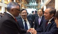 Việt Nam và Singapore tăng cường hợp tác trong ngành tòa án