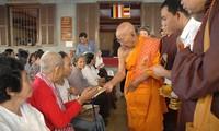 Hoạt động từ thiện của Giáo hội Phật giáo Việt Nam tại Campuchia