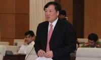 Uỷ ban Thường vụ Quốc hội cho ý kiến về Tờ trình phê chuẩn nhiệm vụ của Viện Kiểm sát nhân dân
