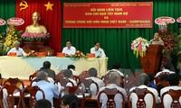 Tăng cường phối hợp giữa Ban Chỉ đạo Tây Nam Bộ và Trung ương Hội hữu nghị Việt Nam - Campuchia