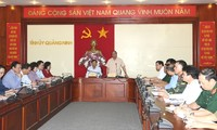 Phó Thủ tướng Nguyễn Xuân Phúc chỉ đạo phòng chống mưa lũ tại Lạng Sơn, Quảng Ninh