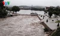 Thủ tướng Nguyễn Tấn Dũng chỉ đạo khắc phục hậu quả mưa lũ ở Quảng Ninh