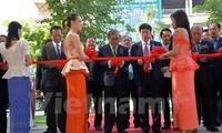 Campuchia khánh thành Đài phát thanh do Việt Nam viện trợ