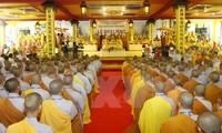 """Họp báo về hội thảo quốc tế """"Phật giáo vùng Mekong: Lịch sử và phát triển"""""""