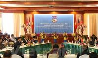 Khai mạc Diễn đàn thanh niên Campuchia-Lào-Việt Nam lần thứ 6