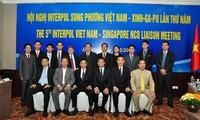 Đẩy mạnh hợp tác đấu tranh chống tội phạm giữa Interpol Việt Nam và Singapore