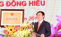 Phó Thủ tướng Vương Đình Huệ: Xây dựng nông thôn mới đã trở thành phong trào mạnh mẽ, rộng khắp
