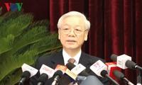 Khai mạc Hội nghị lần thứ ba Ban chấp hành Trung ương Đảng Cộng sản Việt Nam khóa XII