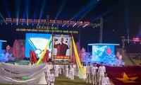 Khai mạc Hội khỏe Phù Đổng toàn quốc lần thứ IX năm 2016