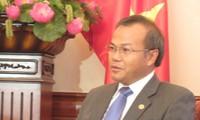 40 năm qua, Việt Nam và Thái Lan hợp tác chặt chẽ trong việc kết nối xây dựng cộng đồng ASEAN