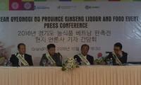 Tỉnh Gyeonggi-do (Hàn Quốc) xúc tiến thương mại tại Việt Nam