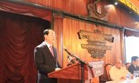 Chủ tịch nước Trần Đại Quang dự Diễn đàn doanh nghiệp Việt Nam – Cuba
