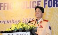 Bế mạc Diễn đàn Cảnh sát giao thông ASEAN lần thứ nhất