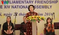 Tổ chức Nghị sỹ hữu nghị Việt Nam sẽ thúc đẩy phát triển ngoại giao Nghị viện