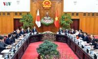 Hội đàm cấp cao Việt Nam - Nhật Bản