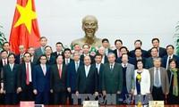 Thủ tướng Nguyễn Xuân Phúc mong muốn các nhà khoa học tiếp tục tư vấn, phản biện chính sách
