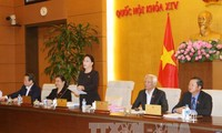 Ngày 14/3 khai mạc Phiên họp thứ 8, Ủy ban Thường vụ Quốc hội khóa XIV