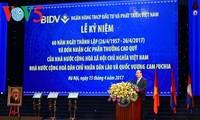 Thủ tướng Nguyễn Xuân Phúc mong muốn BIDV lọt vào tốp 25 ngân hàng lớn nhất ASEAN