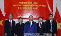 Премьер Вьетнама Нгуен Суан Фук завершил официальный визит в США