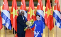 Chủ tịch Quốc hội Cộng hòa Cuba kết thúc tốt đẹp chuyến thăm chính thức Việt Nam