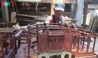 Nghệ nhân Huỳnh Ri, người phục chế các ngôi đình, chùa cổ ở Quảng Nam