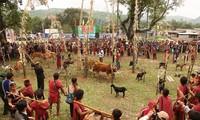 Lễ hội Ariêu ping của dân tộc Pa kô