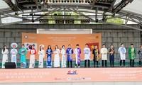 Lễ hội người Việt tại thành phố Daejeon - không gian văn hóa đa màu sắc