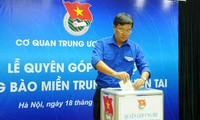 Mặt trận Tổ quốc Việt Nam phát động quyên góp ủng hộ đồng bào miền Trung