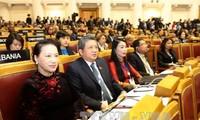 Đóng góp thực chất cho IPU và góp phần thúc đẩy, mở rộng hợp tác Việt Nam - Kazakhstan