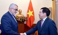 Tăng cường hợp tác kinh tế - thương mại giữa Việt Nam và Iran