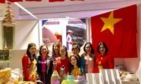 """Giới thiệu và quảng bá Việt Nam tại Hội chợ từ thiện """"CHARITY BAZAAR"""" lần thứ 25 tại Ukraine"""