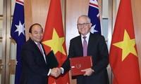 Tầm vóc mới của mối quan hệ Việt Nam - Australia