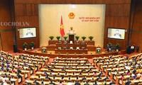 Quốc hội thảo luận Dự luật Cảnh sát biển Việt Nam