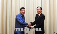 Thành phố Hồ Chí Minh và Philippines đẩy mạnh hợp tác trao đổi thương mại