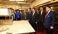 Phó Thủ tướng Chính phủ Vương Đình Huệ kết thúc tốt đẹp chuyến thăm chính thức Hoa Kỳ