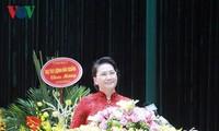 Chủ tịch Quốc hội dự Lễ kỷ niệm 20 năm Ngày truyền thống Cảnh sát biển Việt Nam