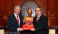 Thành phố Hồ Chí Minh và New Zealand đẩy mạnh đầu tư, hợp tác thương mại, nông nghiệp