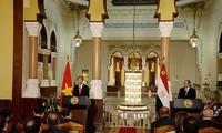 Tuyên bố chung Việt Nam - Ai Cập: Củng cố lòng tin chiến lược giữa hai nước