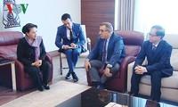 Chủ tịch Quốc hội đến Thổ Nhĩ Kỳ tham dự Hội nghị MSEAP 3, thăm chính thức Thổ Nhĩ Kỳ