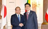 Tiếp tục thúc đẩy quan hệ đối tác chiến lược Việt Nam - Nhật Bản