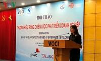 Đẩy mạnh xây dựng thương hiệu cho doanh nghiệp Việt Nam