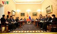 Khóa họp lần thứ 21 Ủy ban liên Chính phủ Việt – Nga