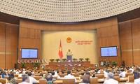 Quốc hội tiếp tục phiên chất vấn và trả lời chất vấn