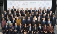 Hội nghị G20: Cuộc đối đầu giữa các nước lớn