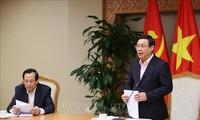 Phó Thủ tướng Vương Đình Huệ: Tập trung xây dựng nông thôn mới kiểu mẫu